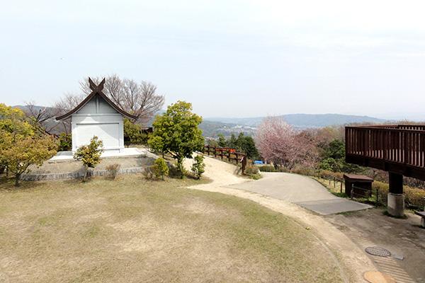 明神山水神社
